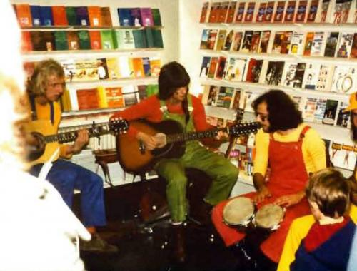 MFF-1972 Montanus Eröffnung 01