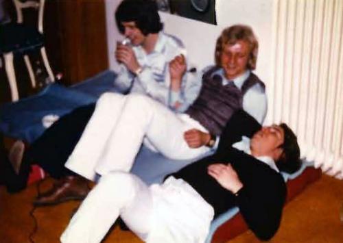 MFF- 1972 Partygig bei Helmut 03