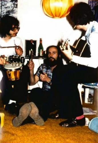 MFF- 1972 Partygig bei Helmut 04