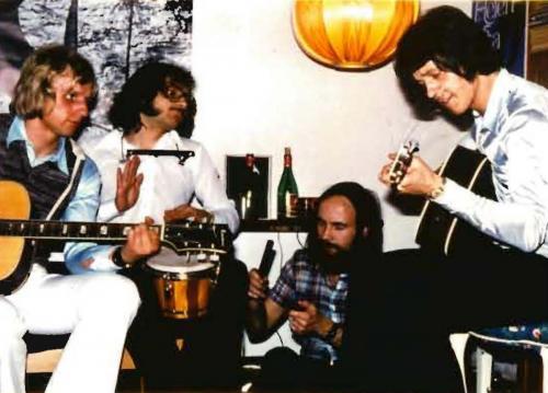 MFF- 1972 Partygig bei Helmut 05