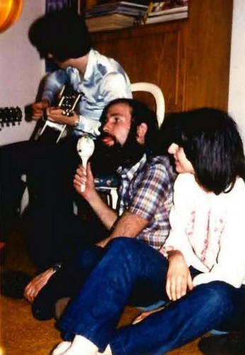 MFF- 1972 Partygig bei Helmut 06