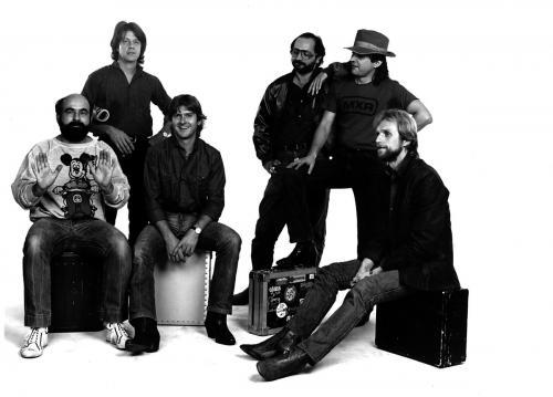MFF- 1984 - 01 Bandfotos