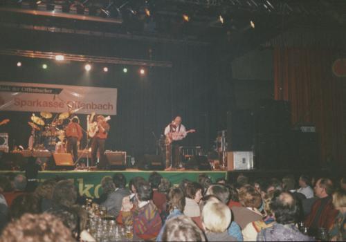 MFF-Band-Stadthalle OF 1992